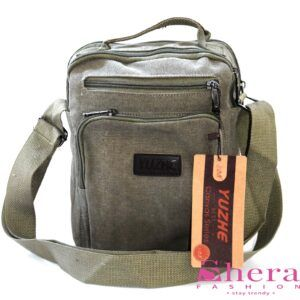 Canvas Messenger Bag 1733/S28
