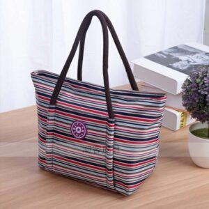 Lunch Stripe Bag SS81